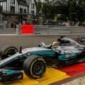 F1 - Belgica 2017 - Clasificacion - Lewis Hamilton - Mercedes GP