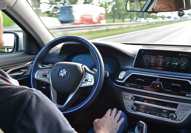 Fiat Chrysler Automobiles se une a BMW Group Intel y Mobileye en el desarrollo de Plataformas de Conduccion Autonoma 1