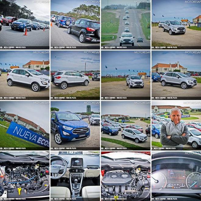 Ford - Presentacion Nueva Ecosport - Galeria Facebook