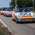 La Naranja Motorizada - Porsche al servicio de la policia holandesa 2