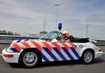 La Naranja Motorizada - Porsche al servicio de la policia holandesa 4