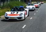 La Naranja Motorizada - Porsche al servicio de la policia holandesa 5