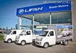 Lifan - Se presento la Familia Foison en la Concesionaria Busan Motors 8