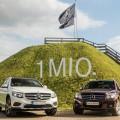 Mercedes-Benz - 1 millon de GLC vendidas