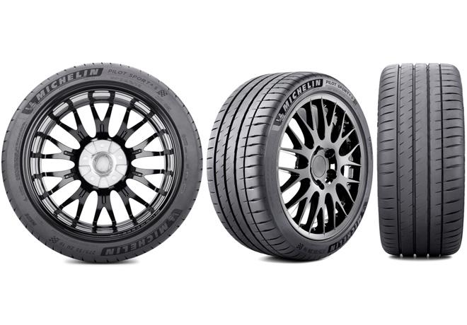 Nuevo neumático Michelin Pilot Sport 4 S: Pura pasión, máxima precisión.