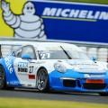 Michelin es proveedor oficial de la nueva edicion de la Porsche Imperio GT3 Cup 2017