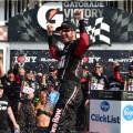 NASCAR - Watkins Glen 2017 - Martin Truex Jr en el Victory Lane