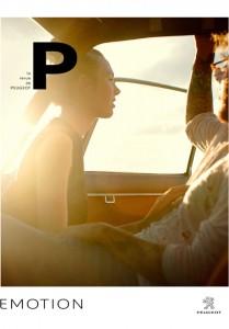 P - la revue de Peugeot - Emotion