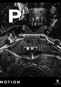 P - la revue de Peugeot - Motion