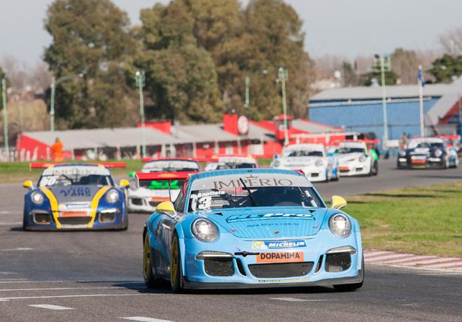 Porsche Imperio GT3 Cup - Buenos Aires 2017 - Carrera 2