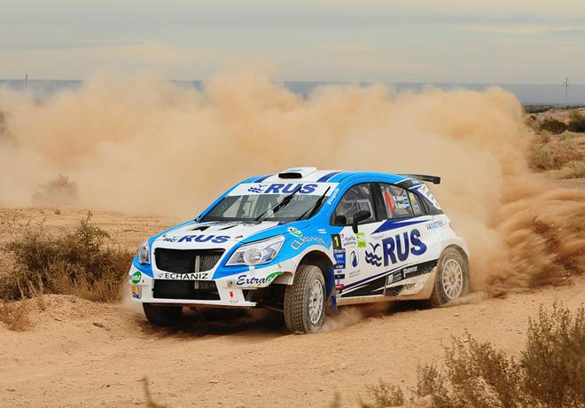 Rally Argentino - General Roca 2017 - Etapa 1 - Marcos Ligato - Chevrolet Agile MR