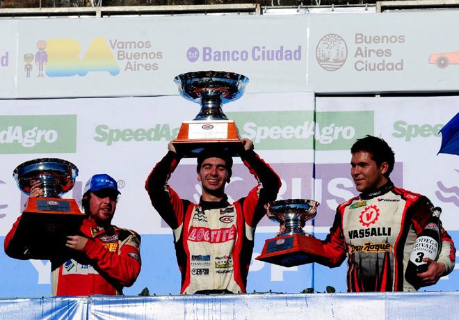 TC Pista - Buenos Aires 2017 - El Podio
