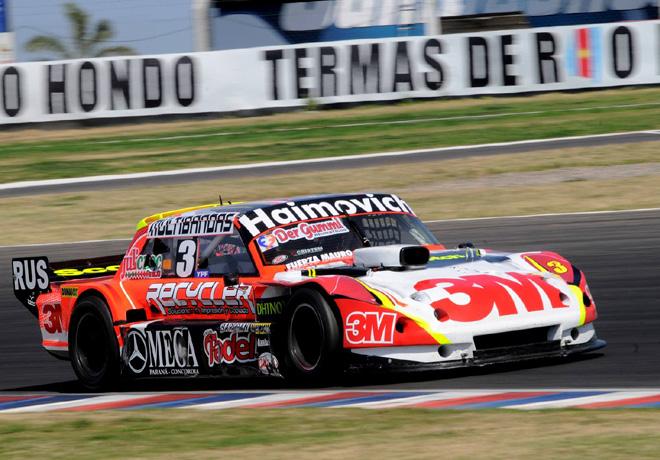TC - Termas de Rio Hondo 2017 - Carrera - Mariano Werner - Ford Falcon