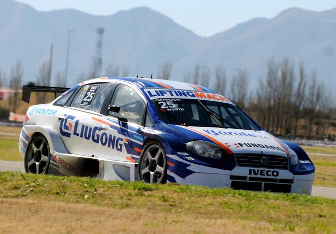 TC2000 - San Luis 2017 - Carrera Final - Marcelo Ciarrochi - Fiat Linea