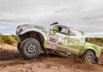 Toyota se prepara para la aventura en el Desafio Ruta 40 Norte 2