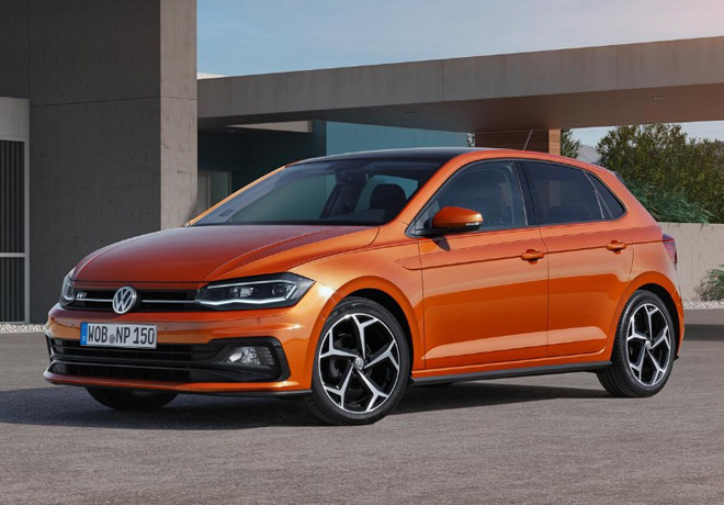 VW Polo Hatch 2018