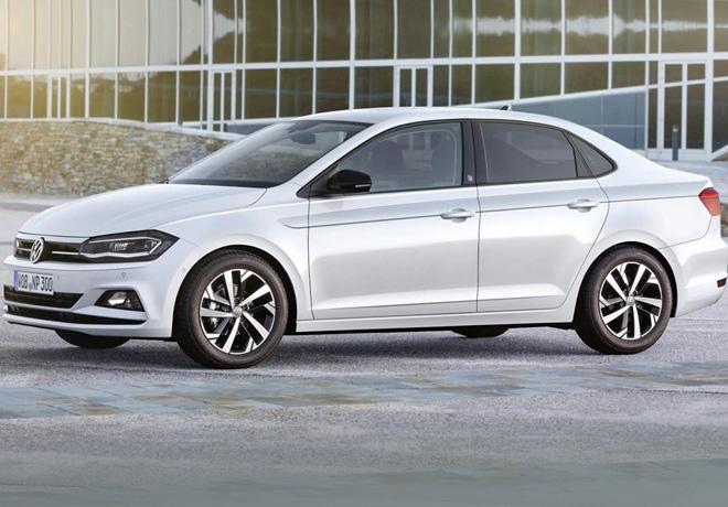 VW Virtus 2018