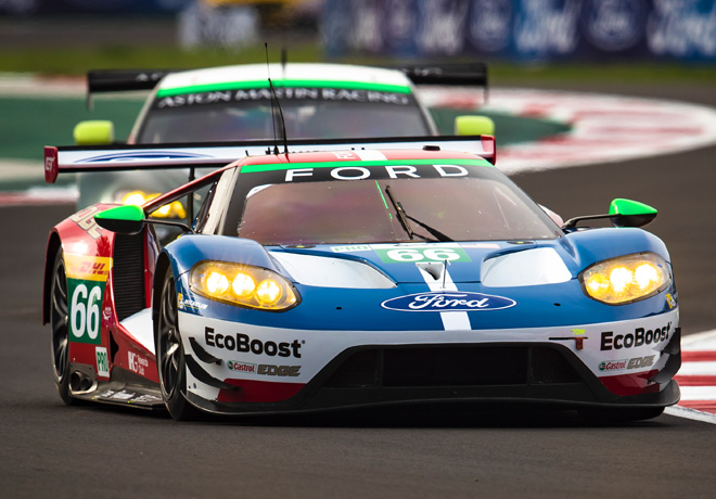 WEC - Ford GT