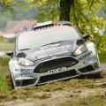 WRC - Alemania 2017 - Dia 2 - Ott Tanak - Ford Fiesta WRC