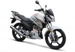 Yamaha YBR 125Z Blanca