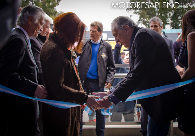 AAV - Inauguracion Centro de Alto Rendimiento 3