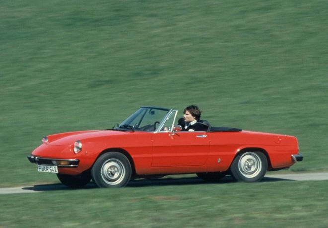 Alfa Romeo Spider 1967-1983