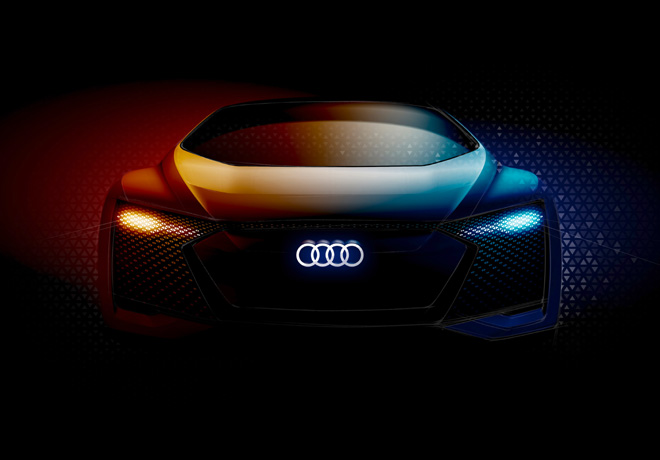 Audi en el Salon de Frankfurt 2017