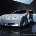 BMW - Harald Krüger junto al i Vision Dynamics