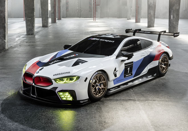 BMW M8 GTE 2