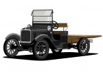 Chevrolet - Iconic Trucks - 1918 One Ton