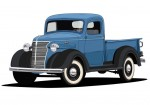 Chevrolet - Iconic Trucks - 1938 Half Ton