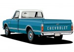 Chevrolet - Iconic Trucks - 1967 S10 Fleetside