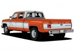 Chevrolet - Iconic Trucks - 1973 C30 One Ton Dually