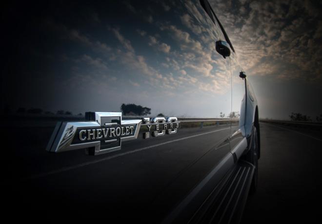 Chevrolet celebra 100 anios produciendo pick ups con una serie especial de la S10