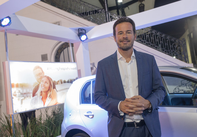 Cristian Garcia Sarubbi - Gerente General de VW Argentina