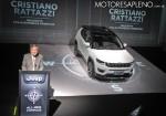 Cristiano Rattazzi en la presentacion del Nuevo Jeep Compass