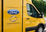 DHL y Ford presentaron la furgoneta electrica de reparto StreetScooter WORK XL 3