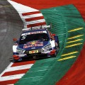 DTM - Spielberg 2017 - Carrera 1 - Mattias Ekstrom - Audi RS5