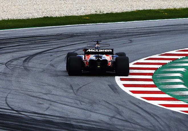F1 - McLaren