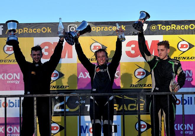 FR20 - General Roca 2017 - Carrera 1 - El Podio