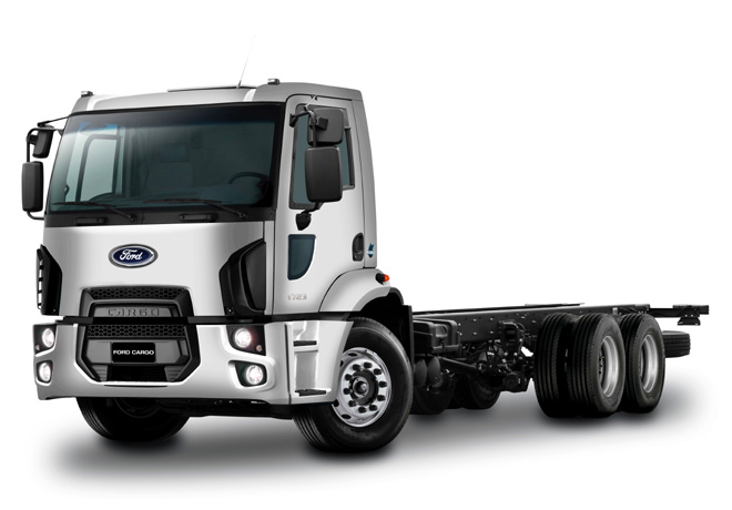 Ford Cargo 1723 6x2 1