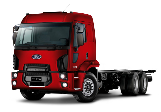 Ford Cargo 1723 6x2 2