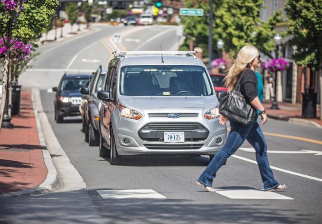Ford - Instituto Virginia Tech - Estudio entre vehiculos autonomos y otros usuarios de la via publica 4
