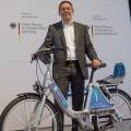 Ford anuncia el lanzamiento del servicio compartido de bicicletas en Alemania
