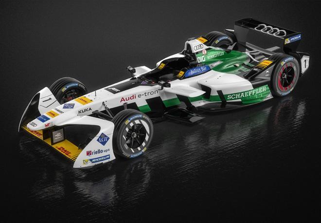 Formula E - Audi e-tron FE04
