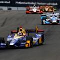 IndyCar - Watkins Glen 2017 - Carrera - Alexander Rossi