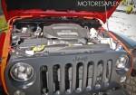 Jeep Wrangler Rubicon en la presentacion del nuevo Compass 2
