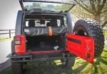 Jeep Wrangler Rubicon en la presentacion del nuevo Compass 4