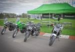Kawasaki Argentina presento oficialmente los modelos Versys-X 300 ABS y la Z650 ABS 5