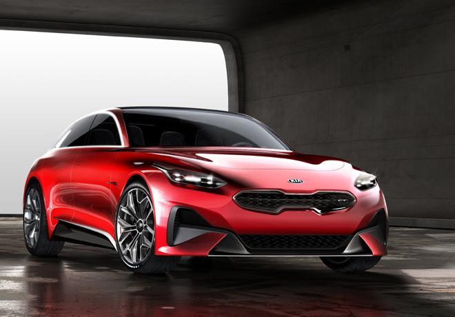 Kia Proceed Concept 1